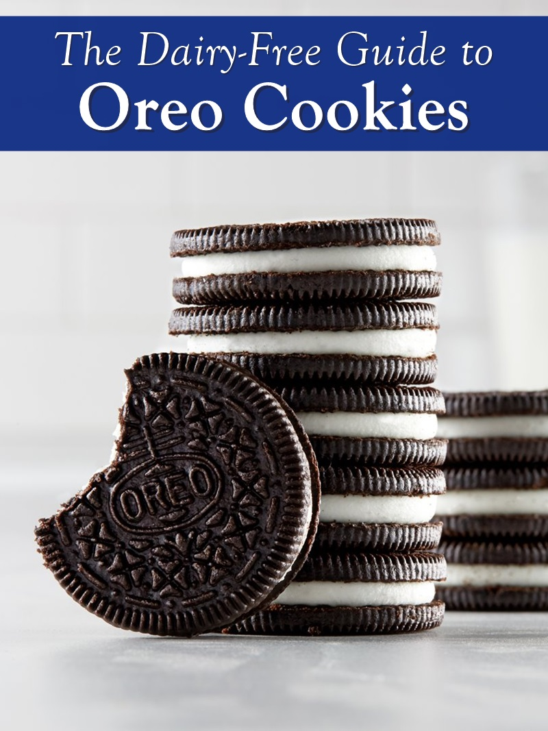 Dairy-Free Oreo Cookies Guide and news on Gluten-Free Oreos