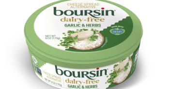 Boursin Dairy-Free Cheese Spread Alternative Reviews and Info - Vegan, plant-based, soy-free, gluten-free, and allergy-friendly