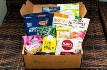 VeganCuts Snack Box Reviews, Unboxing, and Discounts
