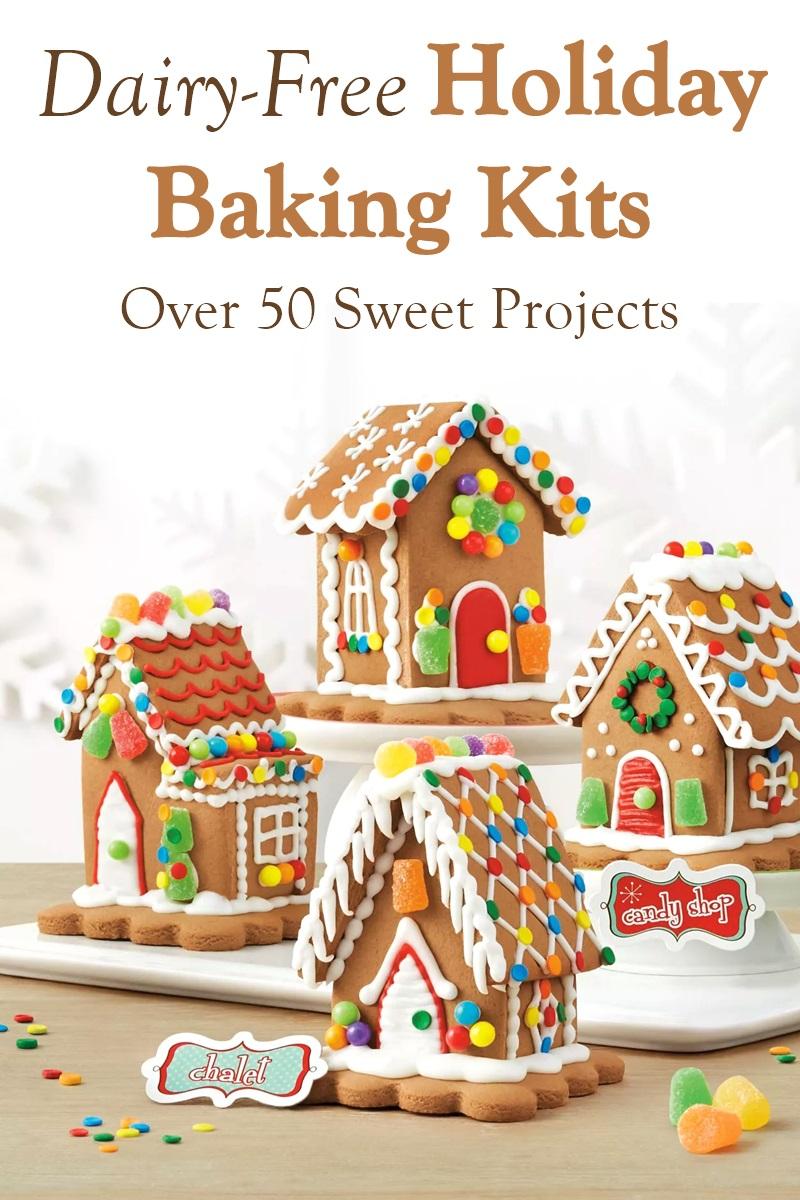 50 Dairy-Free Baking Kits to Make the Holiday Season Sweeter