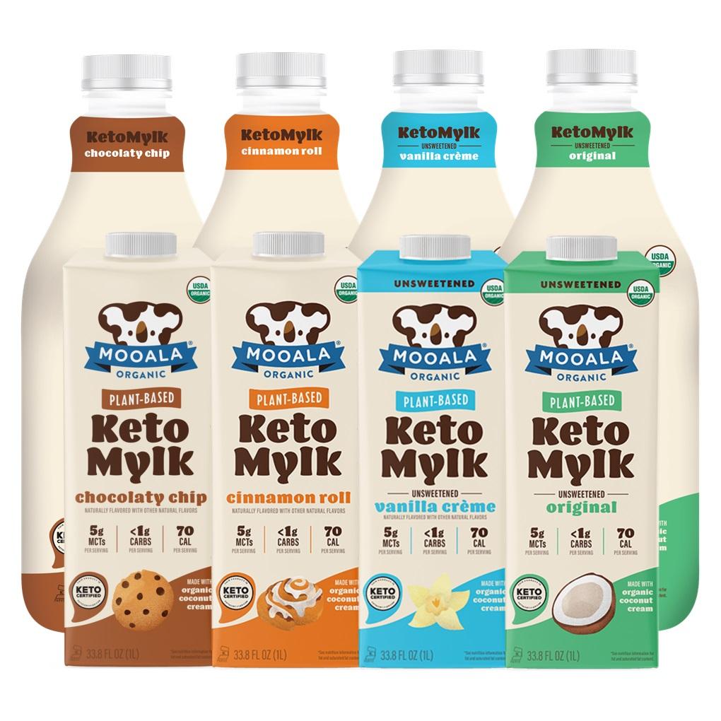 Mooala Keto Mylk Reviews & Info (Dairy-Free, Sugar-Free, High MCT)