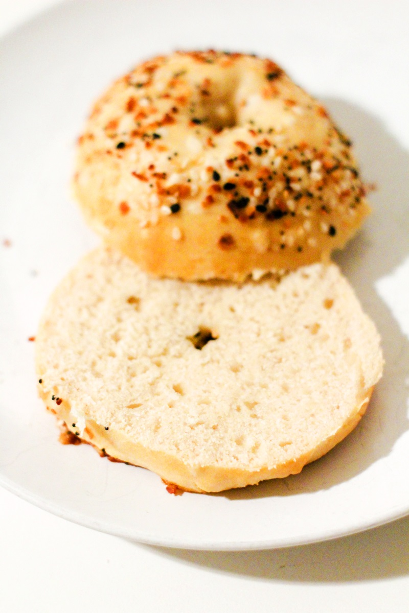 Dairy-Free Two Ingredient Bagels Recipe - Yes, they really do work and they are delicious!
