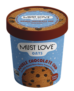 Must Love Oats Dairy-Free Ice Cream Reviews and Information - formerly known as Totes Oats Frozen Dessert - Vegan, Date-Sweetened, All Natural.