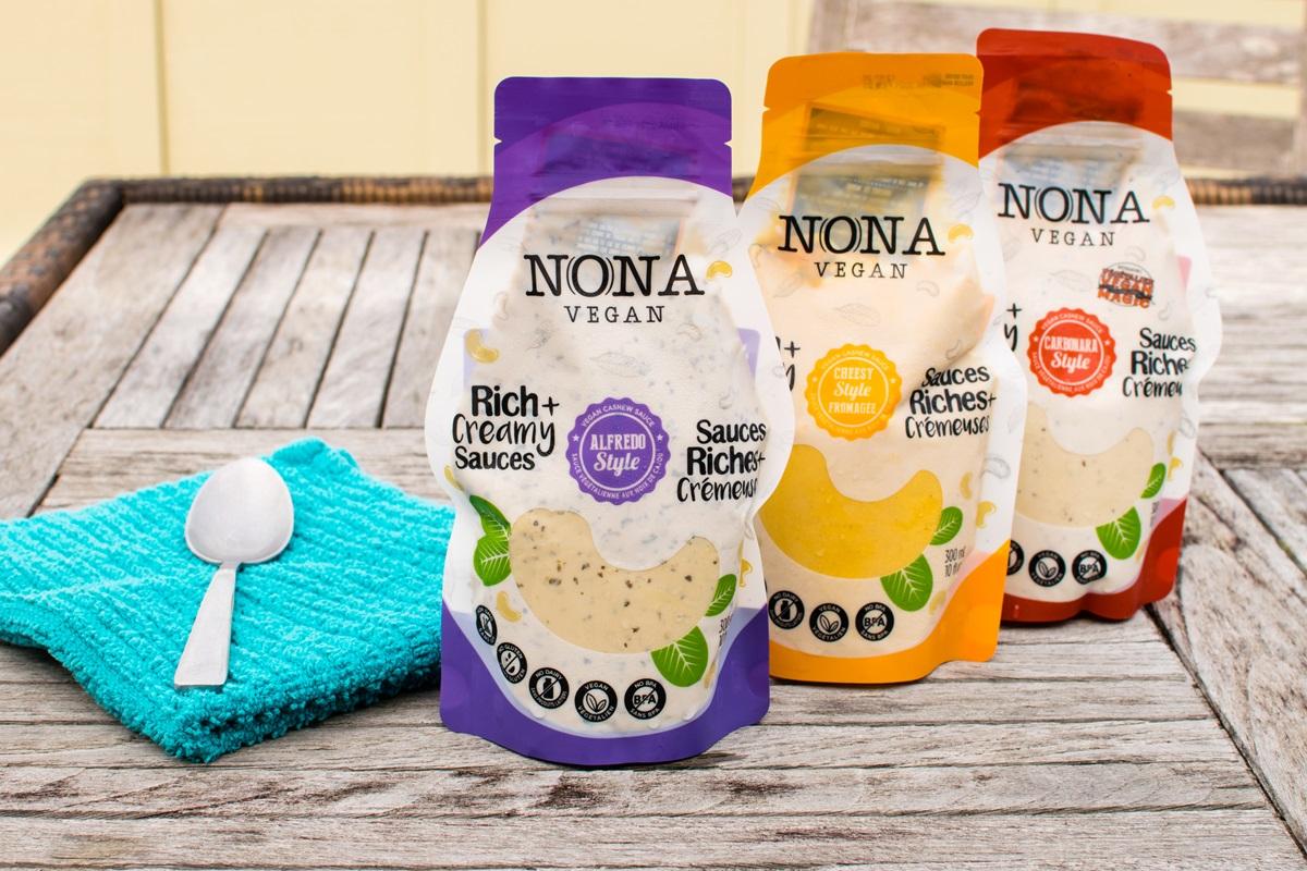 Nona Vegan Sauces