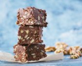 No Bake Chocolate Almond Butter Squares for Some Good Sweet Treats