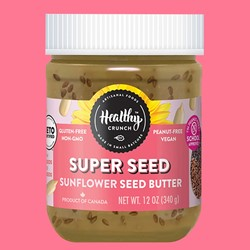 Healthy Crunch Sunseed Butter Reviews and Info - Dairy-Free, Keto, Vegan, Paleo, Top Allergen-Free, and Low Sugar!