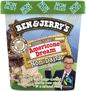 Ben & Jerry's Non-Dairy Ice Cream Reviews and Information - full ingredient, nutrition, allergen information and consumer unbiased reviews. All dairy-free and vegan flavors with gluten-free notes.