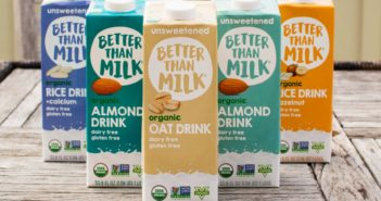 Better Than Milk Organic Drinks Reviews and Information - Dairy-Free Milk Beverages made with Italian Mountain Spring Water. Certified Organic, Vegan, and Made with Simple, Pure Ingredients. Oat Milk, Almond Milk, and Rice Milks.