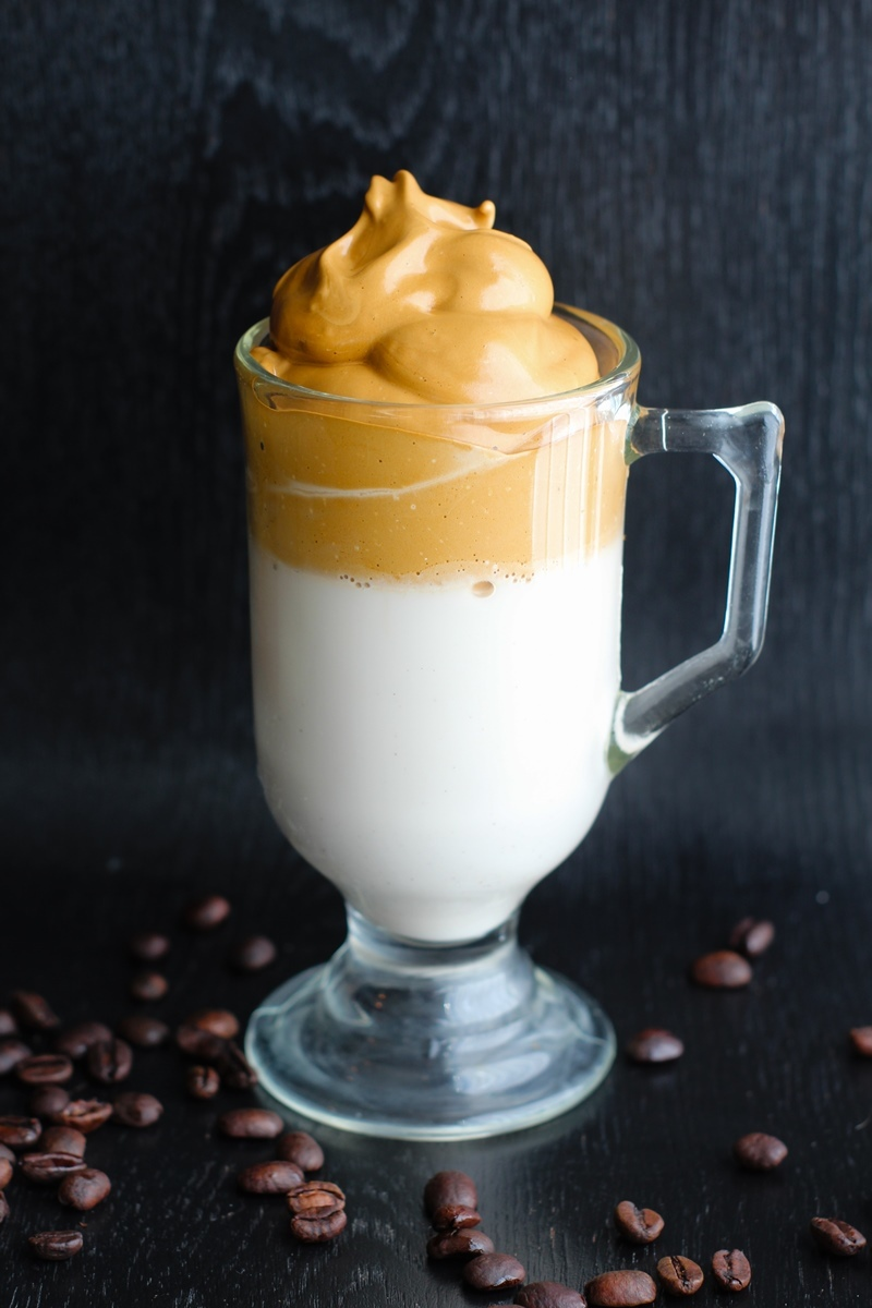 Dairy-Free Dalgona Coffee Whip Recipe and Tips for Barista-Style Drinks and Desserts (naturally Vegan, Top Allergen-Free, Gluten-Free, Nut-Free, and even Coconut-Free!