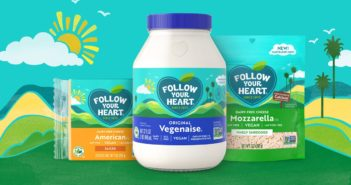 Danone Buys Follow Your Heart, Aims for €5 Billion in Plant-Based Sales