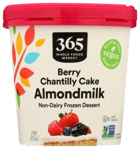 365 Almondmilk Ice Cream Reviews and Info - Non-Dairy / Dairy-Free / Vegan Frozen Dessert from Whole Foods