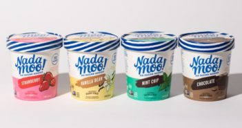 Nadamoo No Sugar Added Dairy-Free Ice Cream Reviews and Info - Vegan Frozen Dessert in 4 Classic Flavors with just 2 grams of sugar total and 10 to 13 grams of net carbs.