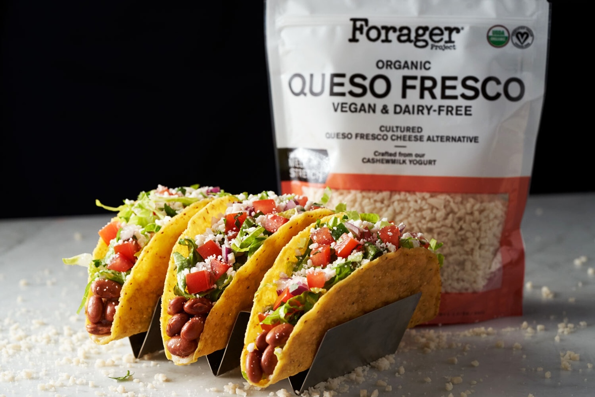 Forager Queso Fresco Reviews and Info - Dairy-Free, Soy-Free, and Vegan Cheese Alternative cultured with Simple, Organic Ingredients
