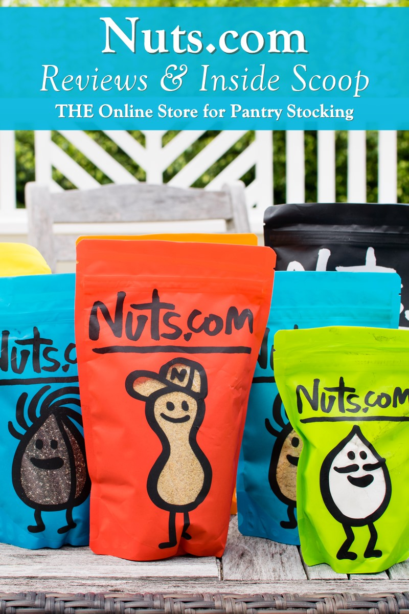 Nuts.com Reviews and Info - Free Shipping and good prices. But how does this pantry stocking online retailer do for quality, packaging, and more? Here are the pros and cons, in a nutshell ...