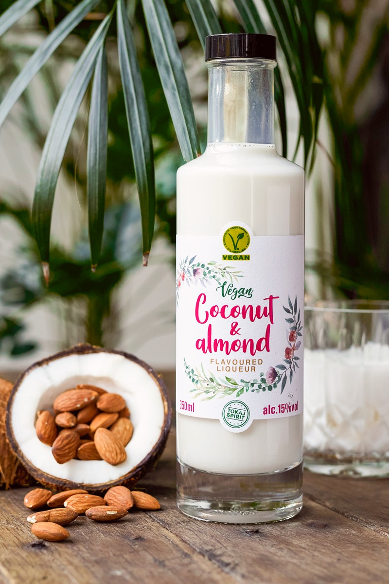 Tokaj Vegan Liqueur Reviews and Info - Creamy Dairy-Free, Egg-Free, Coconut and Almond Liqueur that's better than Baileys