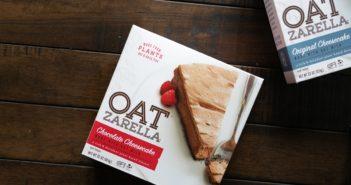 OATzarelle Cheesecakes Reviews and Info - dairy-free, gluten-free, vegan, organic, top allergen-free!