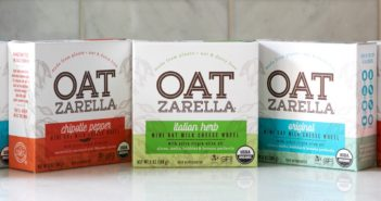 OATzarella Oat Milk Cheese Wheels Reviews and Info - vegan, top allergen-free, organic, and made with purity protocol oats for gluten-free needs