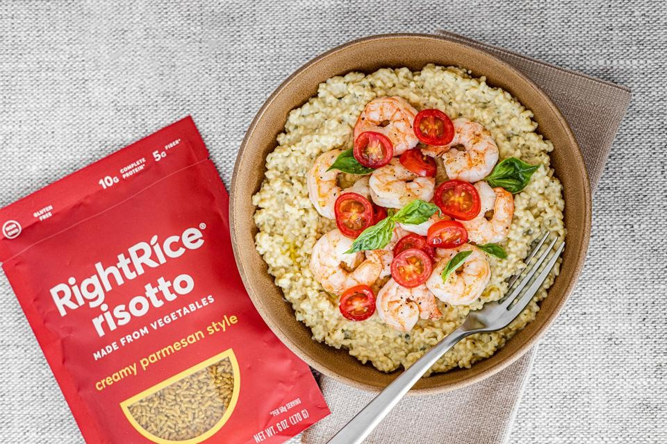 RightRice Risotto Reviews & Info - Dairy-Free, Gluten-Free, Vegan, and Plant-Based