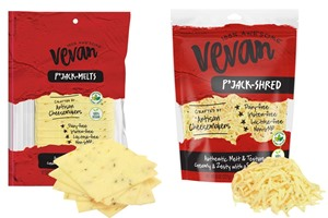 Vevan Dairy-Free Cheese Reviews & Info (Vegan Slices and Shreds)