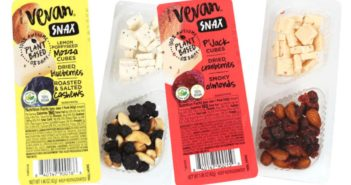Vevan Snax Reviews and Info - Vegan and Dairy-Free Cheese, Fruit, and Nut Snack Packs
