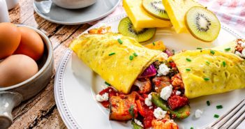 Dairy-Free Ratatouille Omelet Recipe - Gluten-Free, Grain-Free, Paleo and Healthy! Also Delicious ...