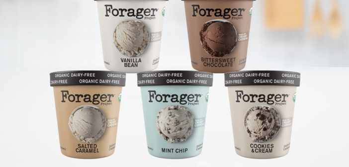 Forager Project Dairy-Free Ice Cream is Churning Out in 5 Organic Flavors