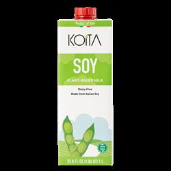 Koita Plant-Based Milk Reviews and Information - dairy-free, vegan, made in Italy. 7 Varieties.