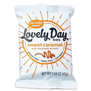Lovely Day Bars Reviews and Info - Dairy-Free, Gluten-Free, Allergy-Friendly Snacks