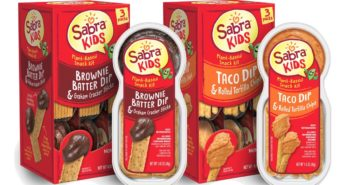 Sabra Kids Snack Kits Reviews and Info - Dairy-Free, Kosher Pareve, Nut-Free, Portable Snacks in Brownie Batter with Vegan Graham Crackers and Taco Dip with Rolled Tortilla Chips