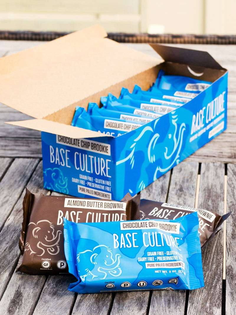Base Culture Brownies, Blondies & Brookies Reviews and Info - paleo, dairy-free, gluten-free, grain-free, soy-free, and downright wholesome desserts
