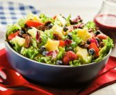 Stunning Mixed Berry Green Salad to Star in Your Summer Picnic