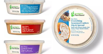 Good & Gather Cashew Dips Reviews & Info - Dairy-Free, Plant-Based from Target!