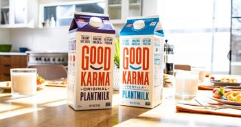 Good Karma Plantmilk Reviews and Info - Dairy-free, Top Allergen-Free, Vegan, made with Creamy Oatmilk, Omega3 Rich Flaxmilk, and High Protein Pea Milk. Fortified.