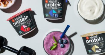 Kite Hill Protein Yogurt Reviews and Info - dairy-free, gluten-free, plant-based, low carb, high fat, high protein, low sugar. Keto friendly.