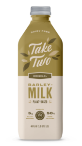 Take Two Barley Milk Reviews and Info - Dairy-Free, Plant-Based, Protein-Enriched