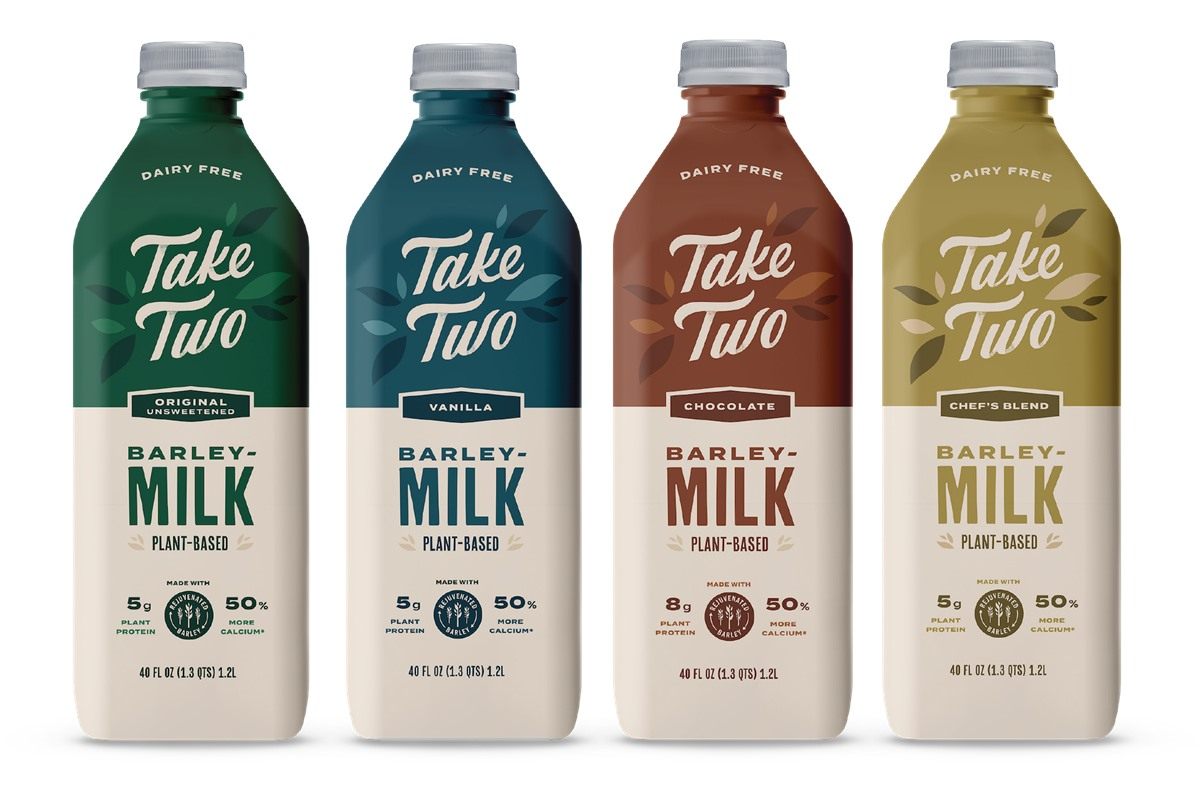 Take Two Barleymilk Reviews and Info - Dairy-Free, Plant-Based, Protein-Enriched