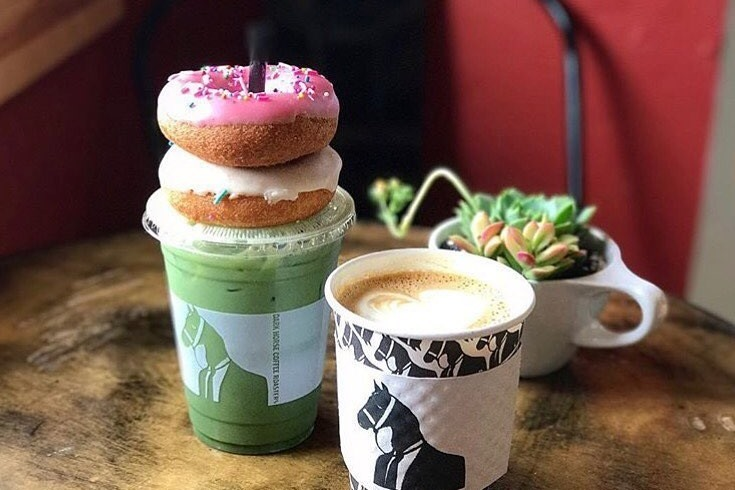 Dairy-Free Guide to the San Diego California Area - Oceanside, Carlsbad, La Jolla, Pacific Beach, Chula Vista, and Beyond! With vegan and gluten-free options.