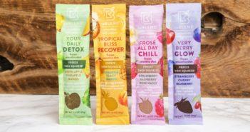 reBLEND Smoothie Pops Reviews and Info - dairy-free, vegan, paleo-friendly
