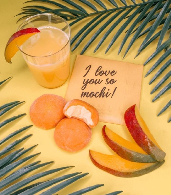 Bubbies Vegan Mochi Reviews and Info - dairy-free, gluten-free, frozen mochi in three flavors