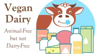 Vegan Dairy Foods that are NOT Dairy Free - understanding this new era of food engineering