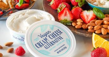 Trader Joe's Vegan Cream Cheese Alternative Reviews and Info - Now Reformulated to be both Dairy-Free AND Soy-Free. Ingredients, reviews, and more info ...