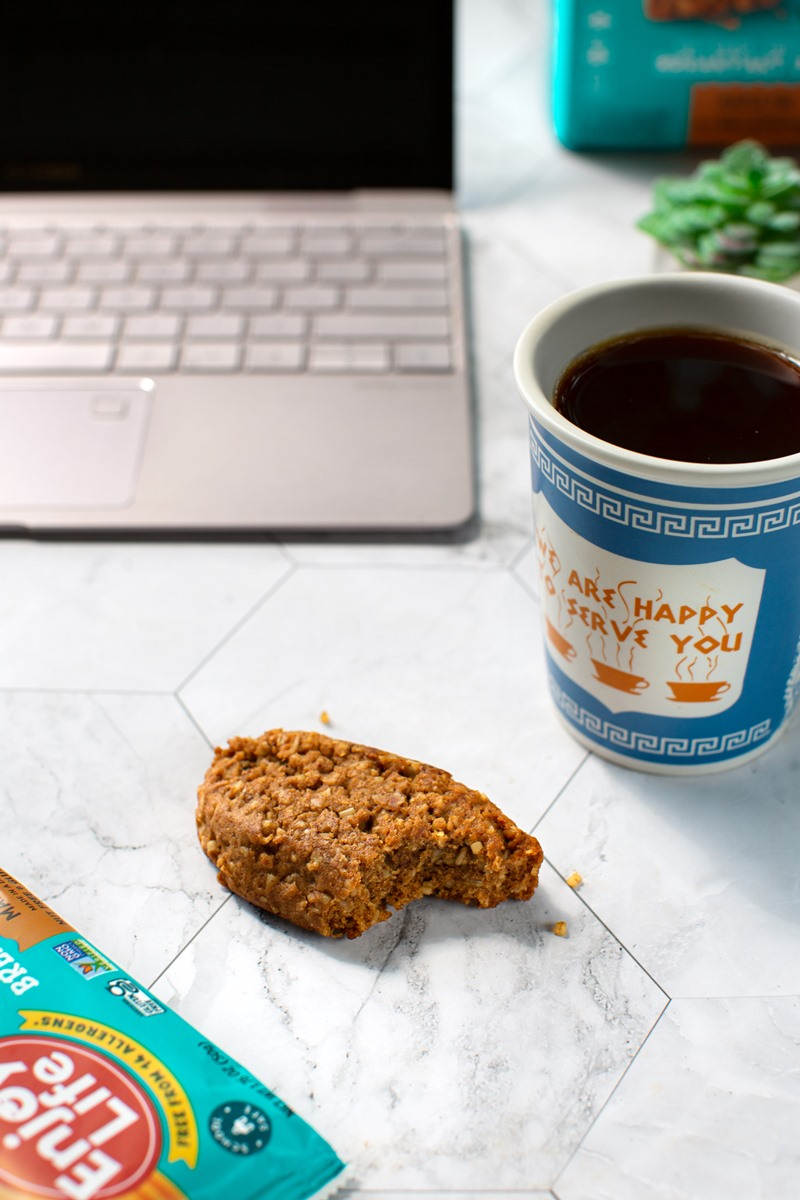 The BEST Breakfast Bars - Enjoy Life Breakfast Ovals are High in Whole Grains, but Free of Top Allergens - gluten-free, dairy-free, egg-free, nut-free, soy-free, school safe!