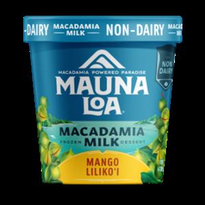 Mauna Loa Macadamia Milk Ice Cream says Aloha to Frozen Dessert Fans - Info and Reviews for this Creamy, Hawaiian, Dairy-Free, Vegan and Gluten-Free Ice Cream Line in Six Island-Inspired Flavors