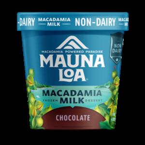 Mauna Loa Macadamia Milk Ice Cream says Aloha to Frozen Dessert Fans