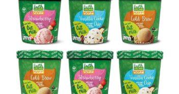 Earth Grown Vegan Oat Milk Ice Cream Reviews and Info - Dairy-Free Frozen Dessert at ALDI in Three Flavors ...