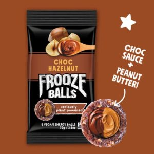 Frooze Balls will Turn Your Dairy-Free Snack Routine Inside Out - Vegan, Gluten-Free, Grain-Free. Reviews and Info Here ...