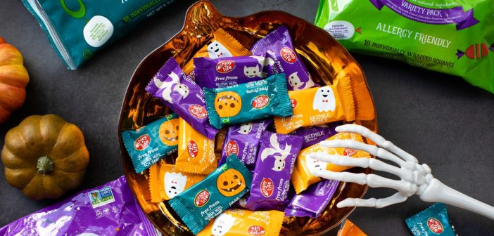 Trade Up this Halloween with Enjoy Life Allergy-Friendly Chocolate Minis