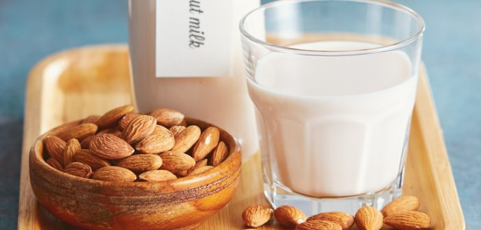 The Best Homemade Almond Milk with 5 Healthy Variations