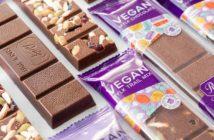 Purdy's Vegan Chocolate Bars Reviews & Info - Dairy-free line in Mylk, Mylk Trail, Dark, and Dark Trail varieties. The dairy-free milk chocolate is made with rice milk!