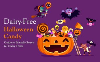Your Guide to Dairy-Free Candy for Halloween! Includes vegan and allergy-friendly options, too!